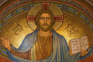 Read more about the article Christ Jesus Religion Mosaic